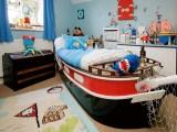 Комната маленького пирата