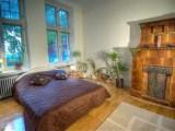 Спальня в стиле сафари