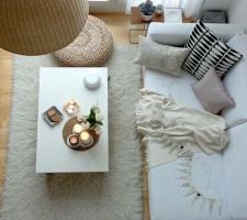 Моя страсть белый диван
