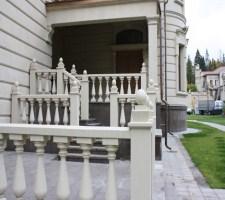 Декоративные элементы ландшафтного дизайна, изготовляемые из бетона