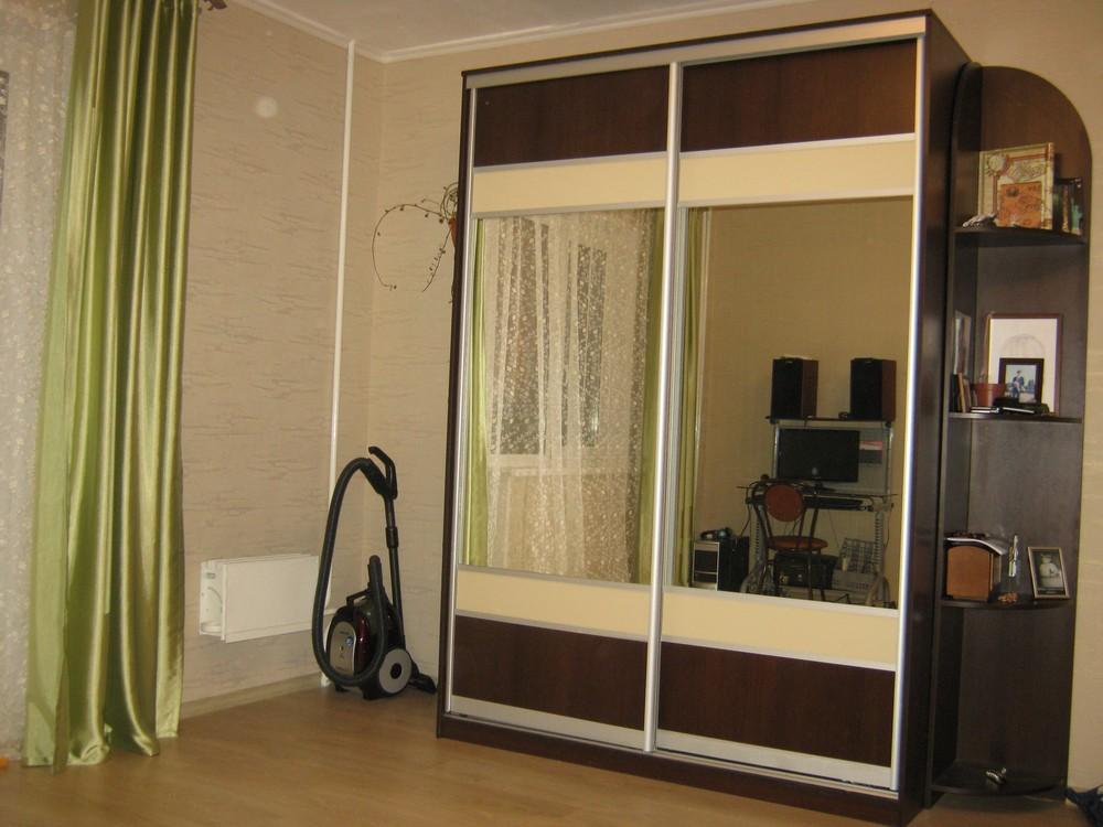 Шкафы купе в квартире