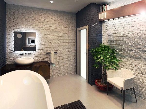 Лофт стиль в интерьере кухня