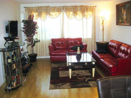 Фото гостиной после ремонта