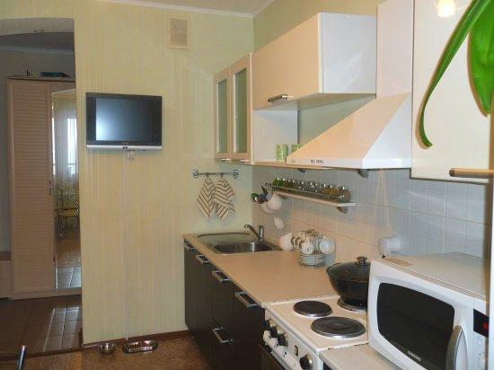 Больше сочной зелени на кухне