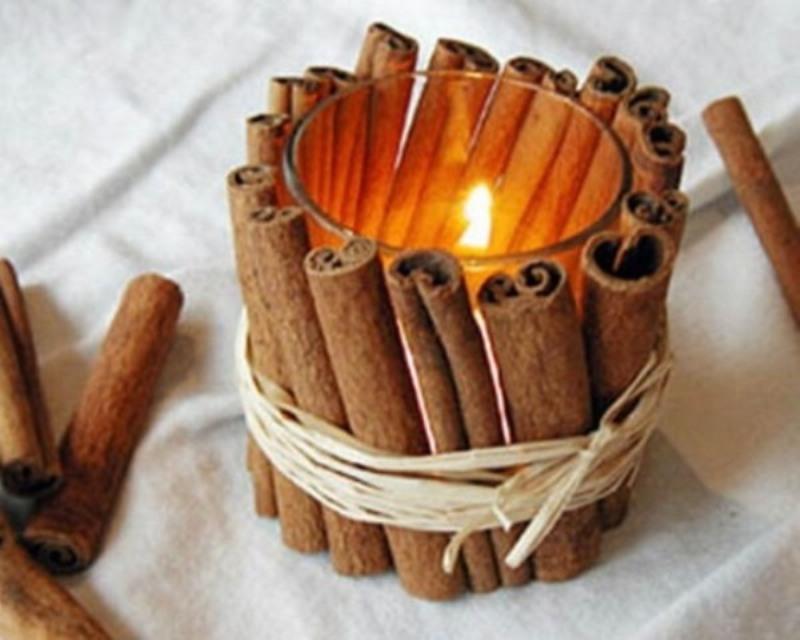 Как оформить свечи на новый гНастойка из