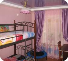 Как обустроить детскую комнату с маленькой площадью