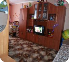 Комната для родителей с ребёнком
