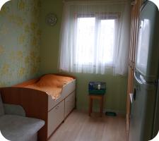 Мини-домик 15 квадратных метров для 3 человек