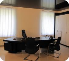Строгий офис строгого адвоката