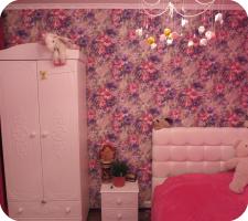 Комнатка для девочки