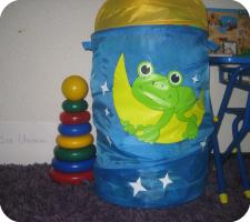 Маленькая комната для семьи с маленьким ребенком